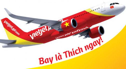 Vé máy bay Viet Jet