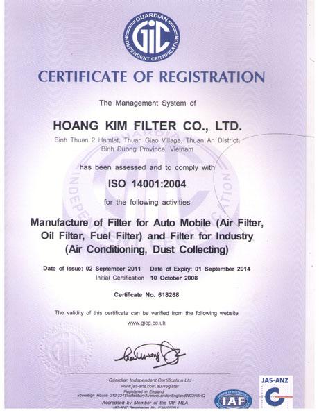 TCVN ISO 14001:2004