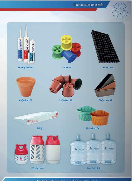 Sản phẩm nhựa khác