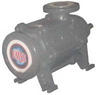 Emse Under Vacuum Pre. Discharge Pump