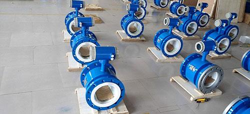 Lưu lượng kế từ tính dùng cho nước thải nước sạch
