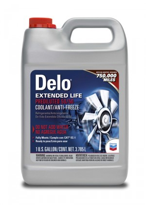 Delo Extended Life Coolant Anti Freeze 5050
