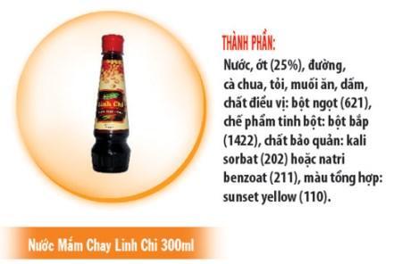 Nước mắm chay Linh Chi 300 ml