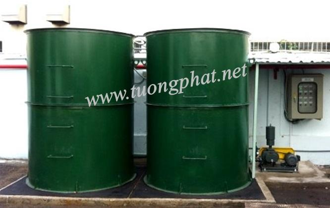 Xử lý nước thải sinh hoạt, mực in Công Ty TNHH Bao Bì Nhật Bản