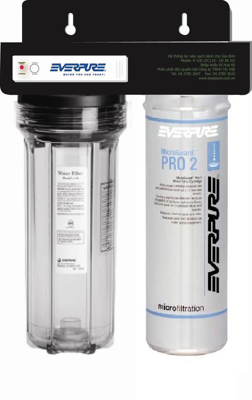 Lọc nước uống Microguard Pro2