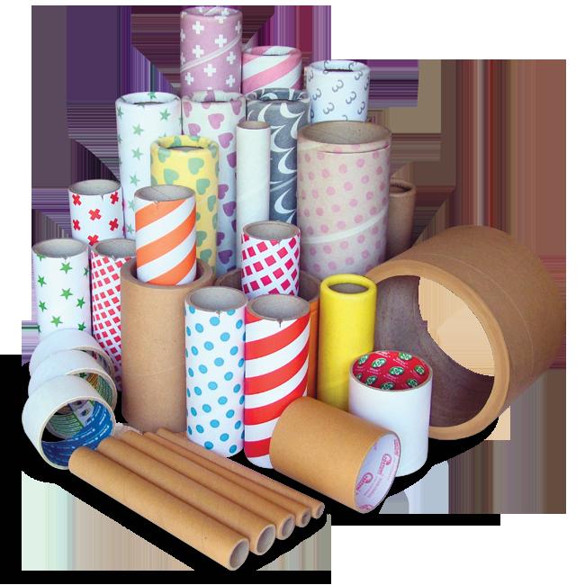 ống giấy các loại