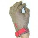 Găng tay chống cắt vòng sắt 001