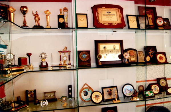 Cửa hàng trưng bày sản phẩm