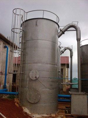 Hệ thống cấp nước sinh hoạt thị trấn Dran - Lâm Đồng