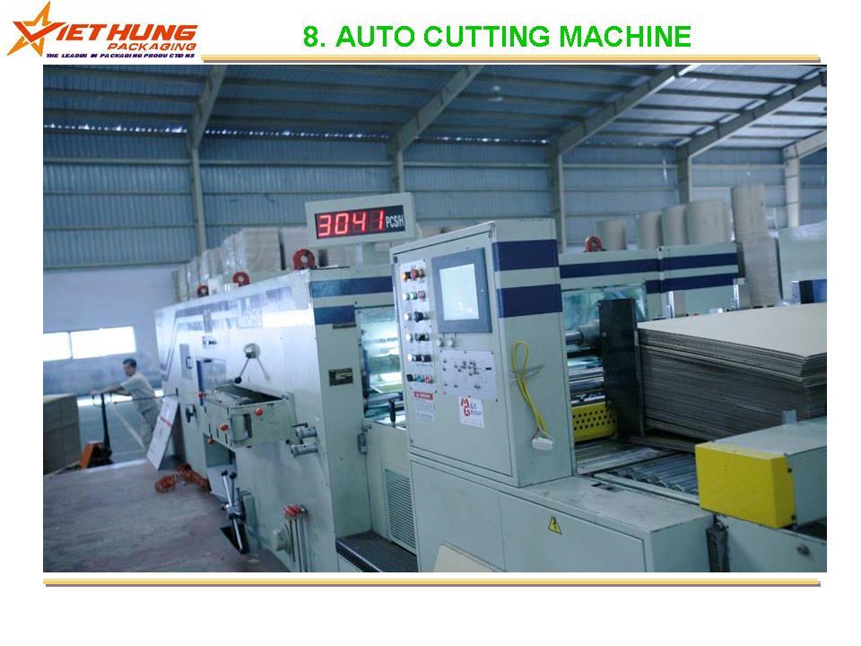 Dây chuyền và máy móc sản xuất