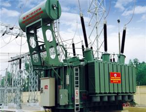 Máy biến áp truyền tải 220KV