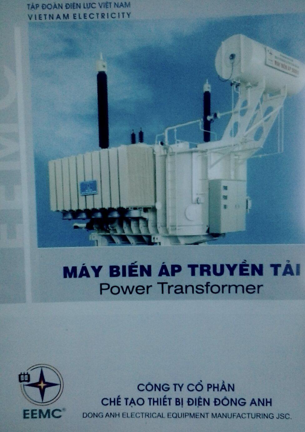 Máy biến áp truyền tải phân phối kiểu kín