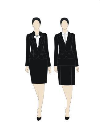 Đồng phục văn phòng DV04