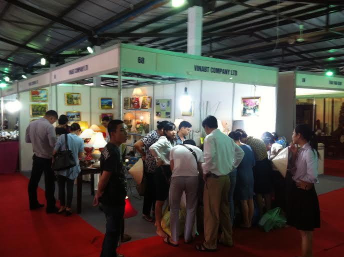 Sự kiện Hanoi Gift Show 2014