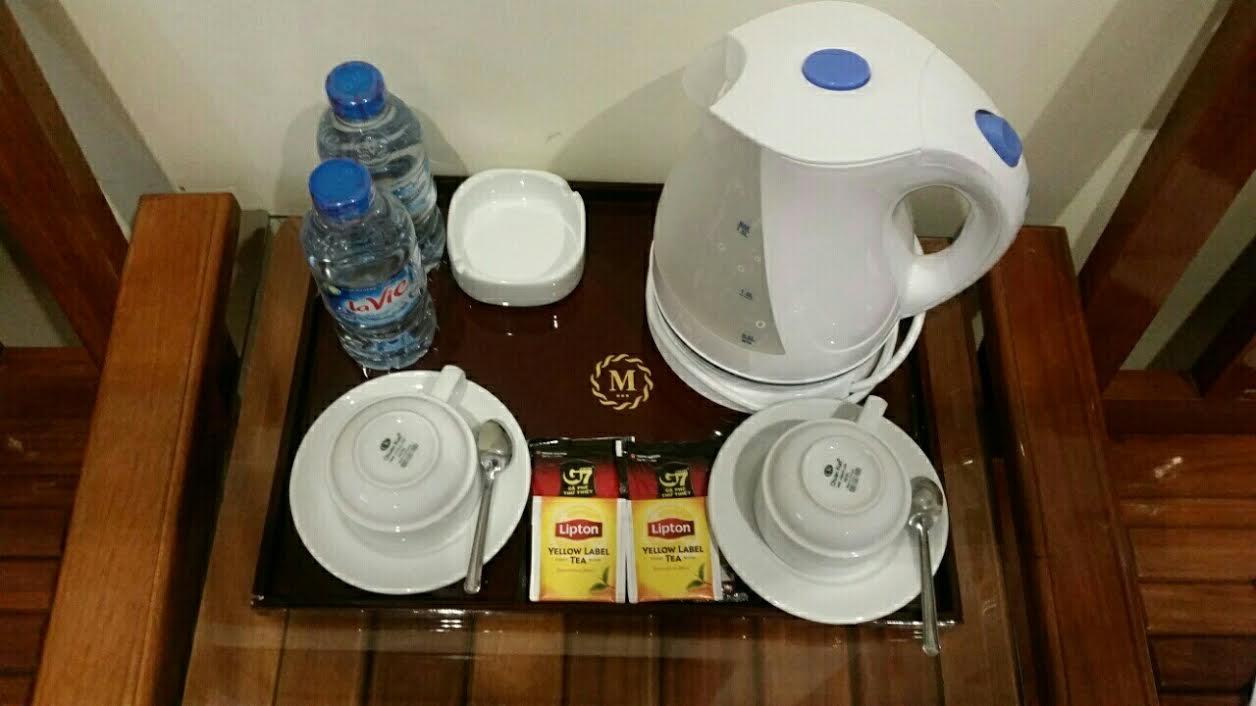 Khay đựng đồ bàn ngoài khách sạn/resort