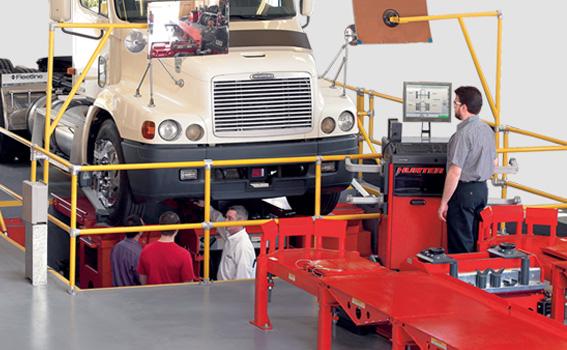 Máy dùng cho xe tải- bus