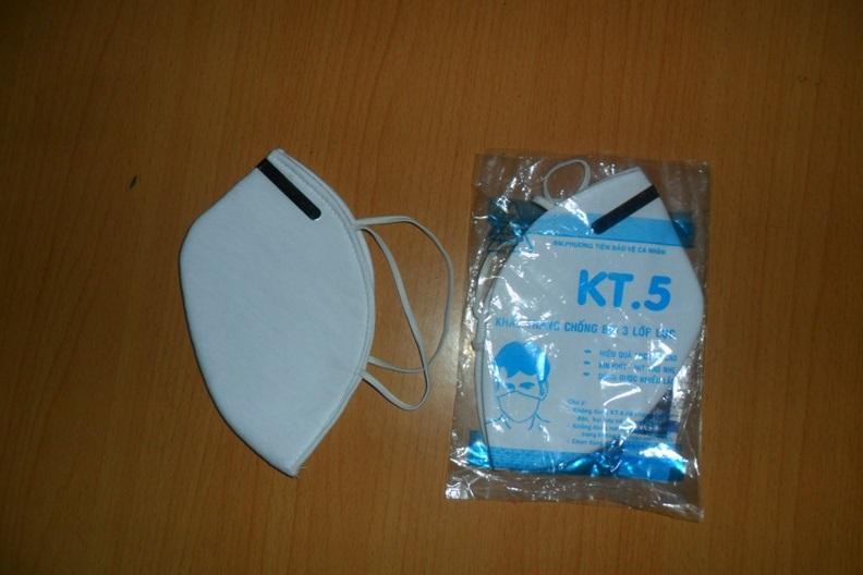 Khẩu trang KT5