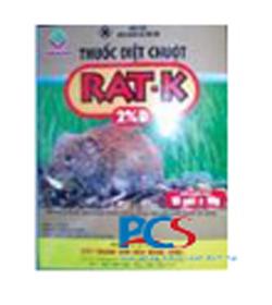 Thuốc diệt chuột rat-k 2%D