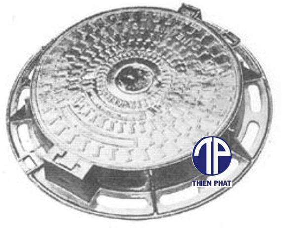 Bộ nắp hố ga  TP-NT03