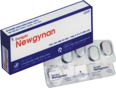 Bao bì thuốc Dongdo Newgynan