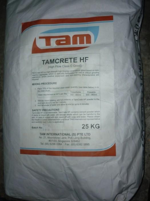 TamCrete HF
