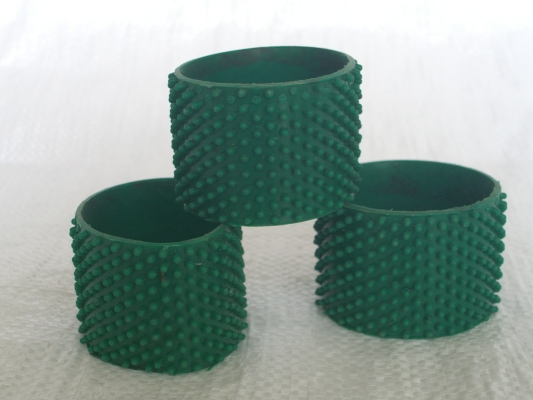 ống gai silicone