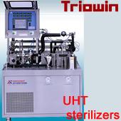 UHT-Sterilizer-Line