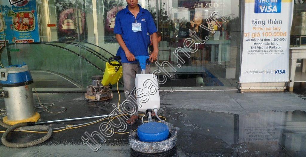 Dịch vụ trà sàn