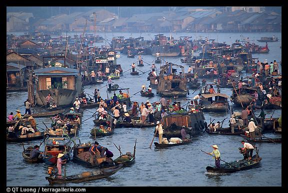 Du lịch Miền tây sông nước