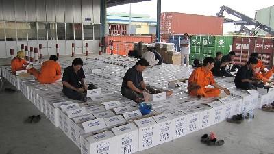 Dịch vụ thu gom & kiểm kê hàng hóa