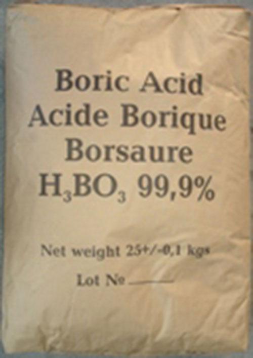 Phân bón Boric