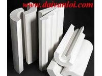 Calcium Silicate Dạng ống