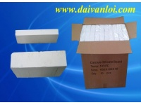 Calcium Silicate Dạng Tấm
