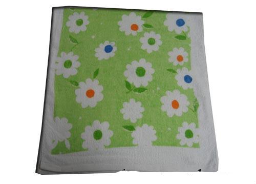 Khăn tắm hoa