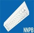 Máng đèn lắp nổi NNPB