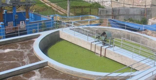 Hệ thống xử lý nước thải Kim Bài