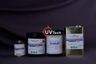 Mực UV in lụa