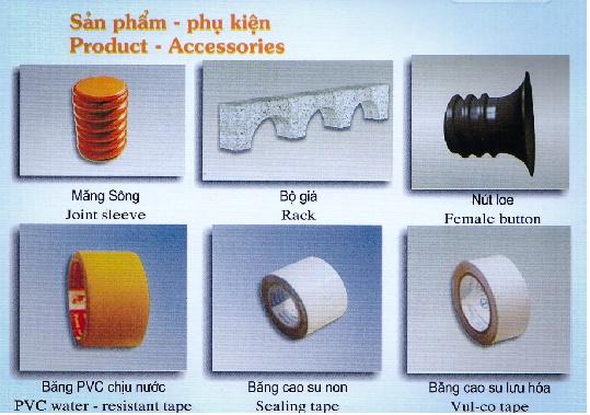 ống nhựa gân xoắn HDPE luồn cáp