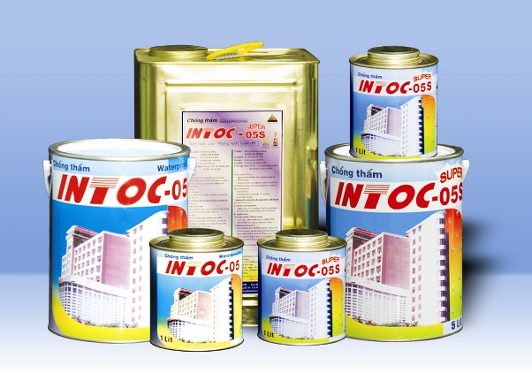 Chống thấm INTOC Super 05