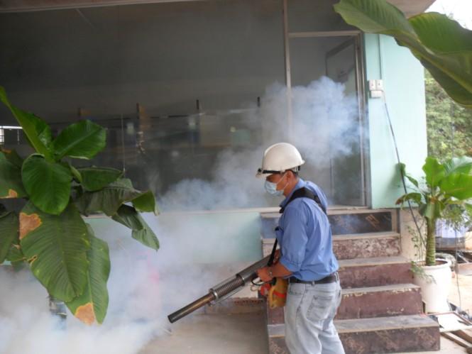 Dịch vụ diệt muỗi nhà ở