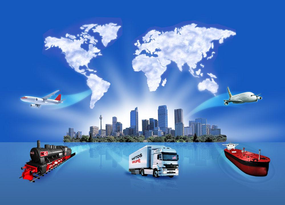 Vận tải hàng hóa Tân Đại Dương