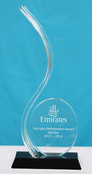 Giải thưởng Emirates - 2014