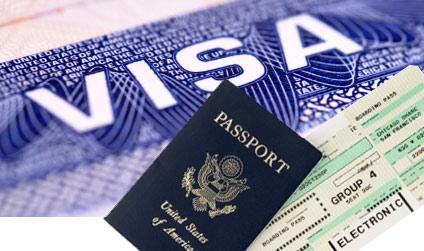 Visa, hộ chiếu