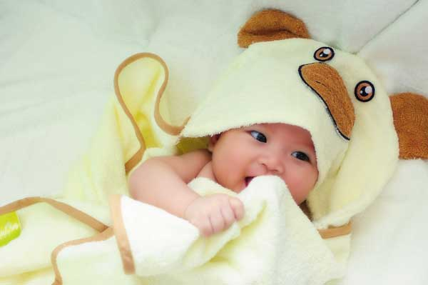 Khăn baby