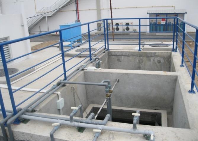Xử lý nước thải y tế (bệnh viện)