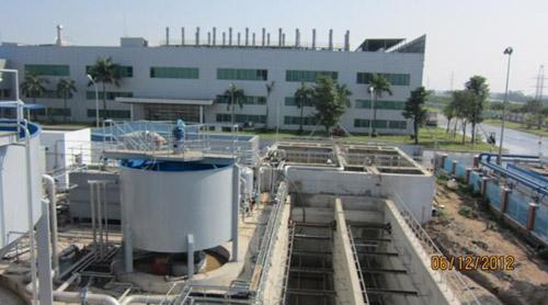 Hệ thống xử lý nước, nước thải