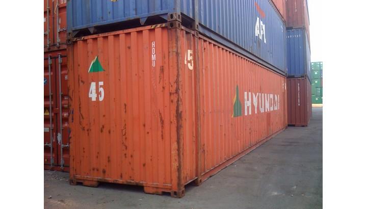 Container chuyên chở ô tô