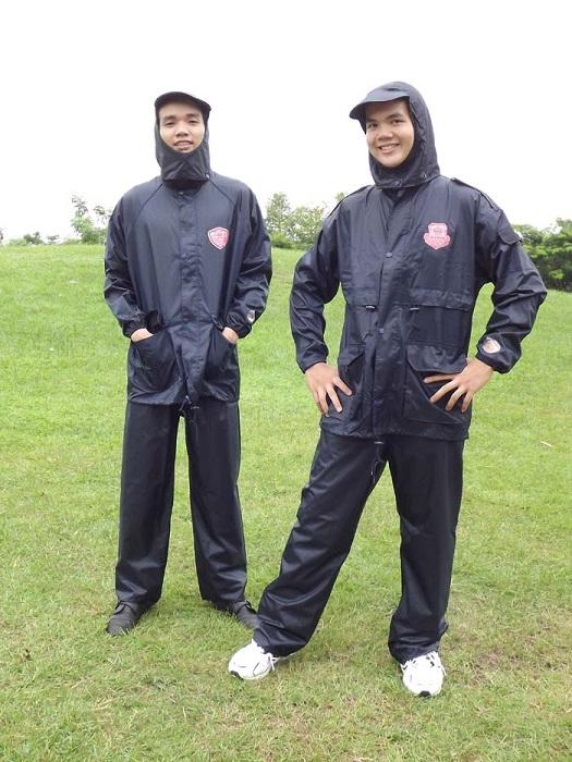 Bộ áo mưa B1