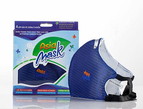 Khẩu trang Asia Mask
