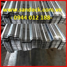 steel floor decking for
